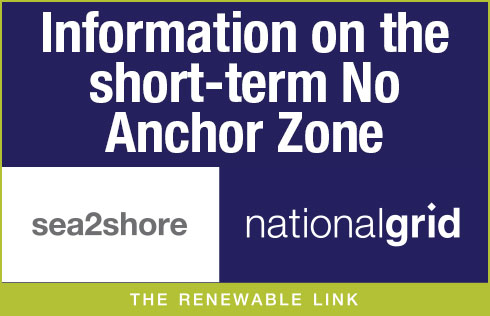 No Anchor Zone Banner